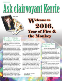 Ask Clairvoyant Kerrie Article