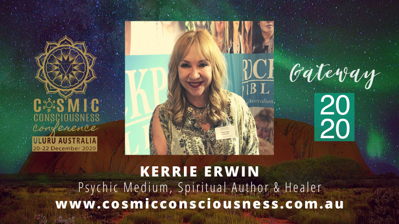 Kerrie Erwin Cosmic Consciousness Conference